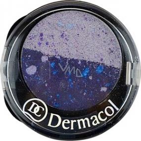 Dermacol Duo Mineral Moon Effect Eye Shadow oční stíny 04 3 g