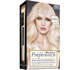 Loreal Paris Préférence Extreme Platinum extrémně zesvětlující barva na vlasy s péčí proti rezavým tónům