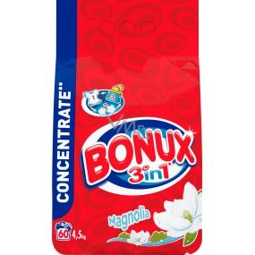 Bonux Magnolia 3v1 prací prášek 60 dávek 4,5 kg
