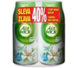 Air Wick FreshMatic Max Jasmín a frézie náhradní náplň 2 x 250 ml