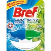 Bref Duo Aktiv Borovice tekutý WC blok komplet 50 ml