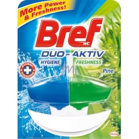 Bref Duo Aktiv Pine tekutý WC blok komplet 50 ml