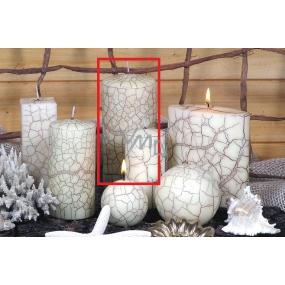 Lima Nevada svíčka slonová kost válec 70 x 120 mm 1 kus