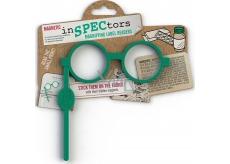 If Inspectors Magnifier with magnet Zvětšující brýle Zelené 168 x 6 x 138 mm