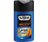 Str8 Active Reload sprchový gel na vlasy a tělo pro muže 250 ml