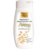 Bione Cosmetics Avena Sativa regenerační vlasový kondicionér pro citlivou pokožku 260 ml