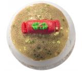 Bomb Cosmetics Going Crackers Šumivý balistik do koupele 160 g