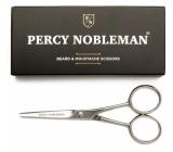 Percy Nobleman Nůžky na vousy a knír 12 cm