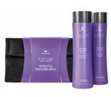 Alterna Caviar Multiplying Volume šampon pro objem 250 ml + kondicionér 250 ml, kosmetická sada sada duo
