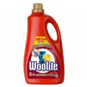 Woolite Mix Color tekutý prací prostředek 60 pracích dávek 3,6 l