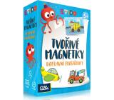 Albi Kvído Tvořivé magnetky Doprava doporučený věk 3+