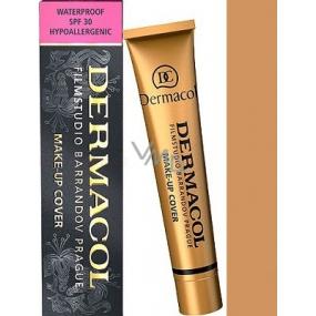 Dermacol Cover make-up 224 voděodolný pro jasnou a sjednocenou pleť 30 g