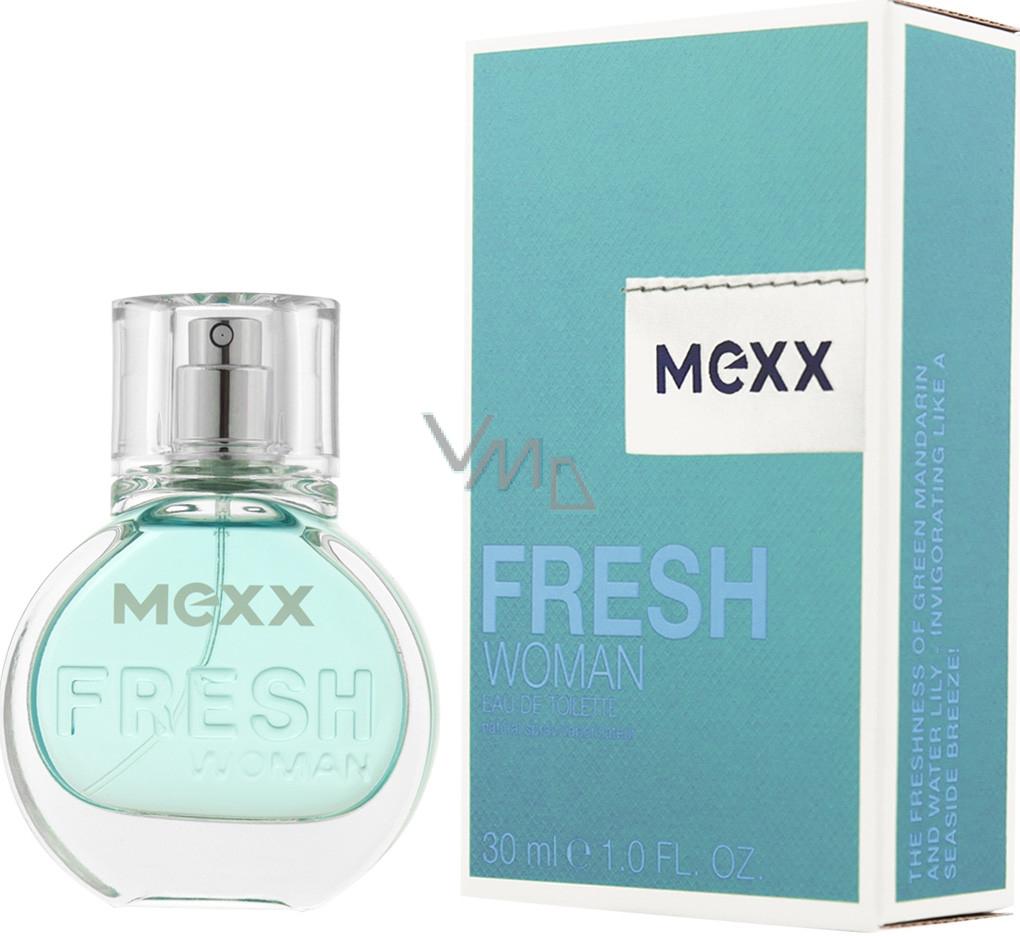 Mexx Fresh Woman toaletní voda 30 ml