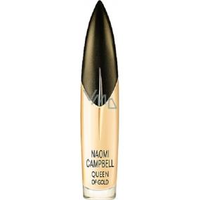 Naomi Campbell Queen of Gold toaletní voda pro ženy 50 ml Tester