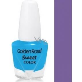 Golden Rose Sweet Color mini lak na nehty 79 5,5 ml