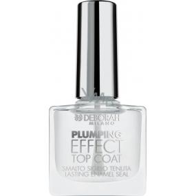 Deborah Milano Plumping Effect Top Coat krycí lak na nehty 11 ml