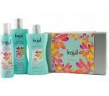 Fenjal Vitality sprchový gel 200 ml + tělové mléko 200 ml + deo sprej 150 ml kosmetická sada