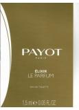 Payot Elixir Le Parfum toaletní voda pro ženy 1,5 ml vialka Edition Limitée