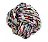 Trixie Bavlna Míč aportovací barevný hračka pro psy 5,5 cm