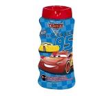 Disney Cars 3 šampon na vlasy a tělo & pěna do koupele pro děti 475 ml