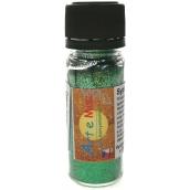 Art e Miss Sypací glitr pro dekorativní použití 15 zelená tmavá 14 ml