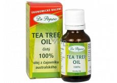 Dr. Popov Tea Tree Oil 100% čistý olej z čajovníku australského, s antiseptickými účinky 25 ml