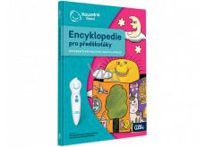 Albi Kouzelné čtení Encyklopedie pro předškoláky věk 3+