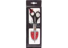 Kellermann 3 Swords Professional kadeřnické nůžky 6,5 BL 400-6,5