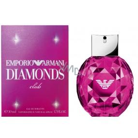 Giorgio Armani Emporio Armani Diamonds Club toaletní voda pro ženy 50 ml