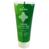 Alpa Lesana gel bylinný masážní gel 100 ml