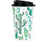 Albi Designový cestovní hrnek Kaktusy 350 ml