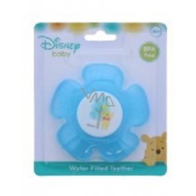 Disney Baby Medvídek Pú Kousátko chladivé modré