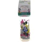 Disney Baby Minnie kojenecká láhev pro děti od 0 měsíců 250 ml