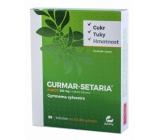 Setaria Gurmar Setariy forte přispívá k normální hladině cukru v krvi a ke kontrole tělesné hmotnosti. doplněk stravy 300 mg 30 tobolek / 30 dní užívání