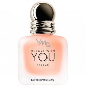 Giorgio Armani Emporio In Love with You Freeze parfémovaná voda pro ženy 100 ml Tester