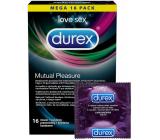 Durex Mutual Pleasure kondom nominální šířka: 56 mm 16 kusů