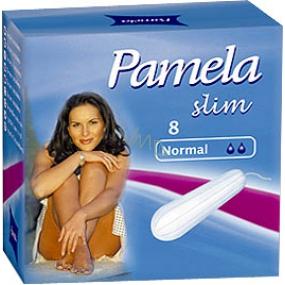 Pamela Slim Normal dámské hygienické tampony 8 ks