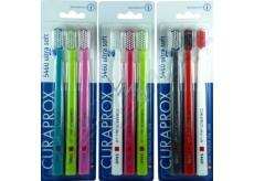 Curaprox CS 5460 Ultra Soft nejměkčí nabízená varianta zubní kartáček 3 kusy