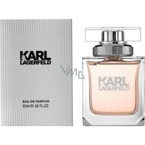 Karl Lagerfeld Eau de Parfum parfémovaná voda pro ženy 85 ml