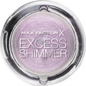 Max Factor Excess Shimmer Eyeshadow gelové oční stíny 15 Pink Opal 7 g