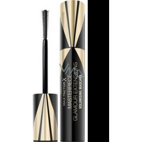 Max Factor Masterpiece Glamour Extensions 3v1 Volumising řasenka Black 12 ml