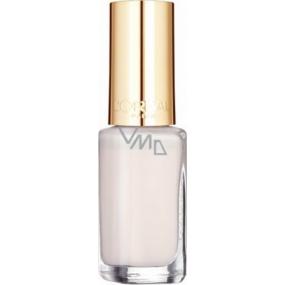 Loreal Paris Color Riche Les Blancs lak na nehty 856 Peach Neglige 5 ml