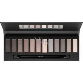 Artdeco Most Wanted Palette paleta očních stínů 4 Nude 1,2 g