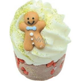 Bomb Cosmetics Zázvorová láska - Ginger Love Mallow Špalíček do koupele 50 g
