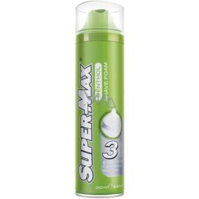 Super-Max Menthol pěna na holení 250 ml