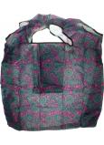 Nákupní taška skládací 6347 různé barvy 60 x 48 x 12 cm