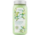 Bohemia Gifts Olivový olej sůl do koupele 900 g
