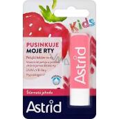Astrid Kids Štavnatá jahoda balzám na rty 4,8 g