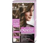 Schwarzkopf Color Expert barva na vlasy 6.16 Perlově hnědý