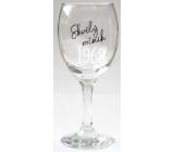 Albi Můj Bar Sklenka na víno 1969 270 ml